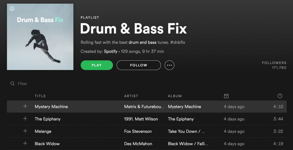 Spotify starts auto-mixing tracks in playlists - Music