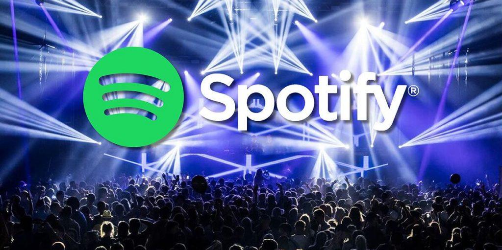 Spotify auto mixing
