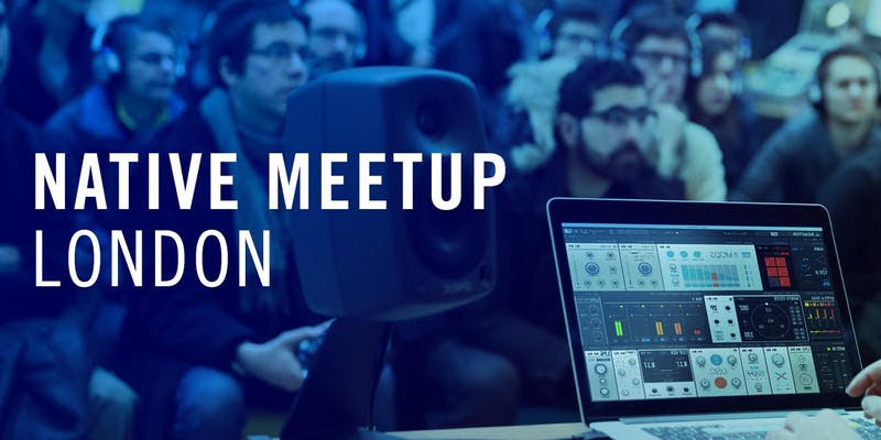 Guest Tutor at Native Meetups at Point Blank Studios 6th May 2018