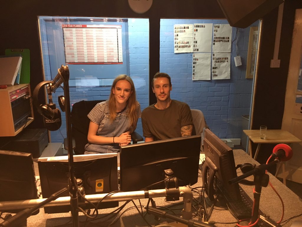Marlow FM Tilly Hughes & Temple