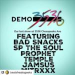 Demo Blank Bad Snacks Temple
