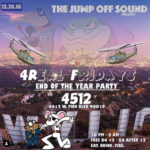 4 Real Fridays - The Jump Off Sound - Temple