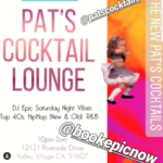 Pat's Cocktail Lounge - Temple / Book Epic Now
