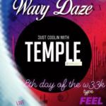 KR38 The Stu - Temple Wavy Daze interview