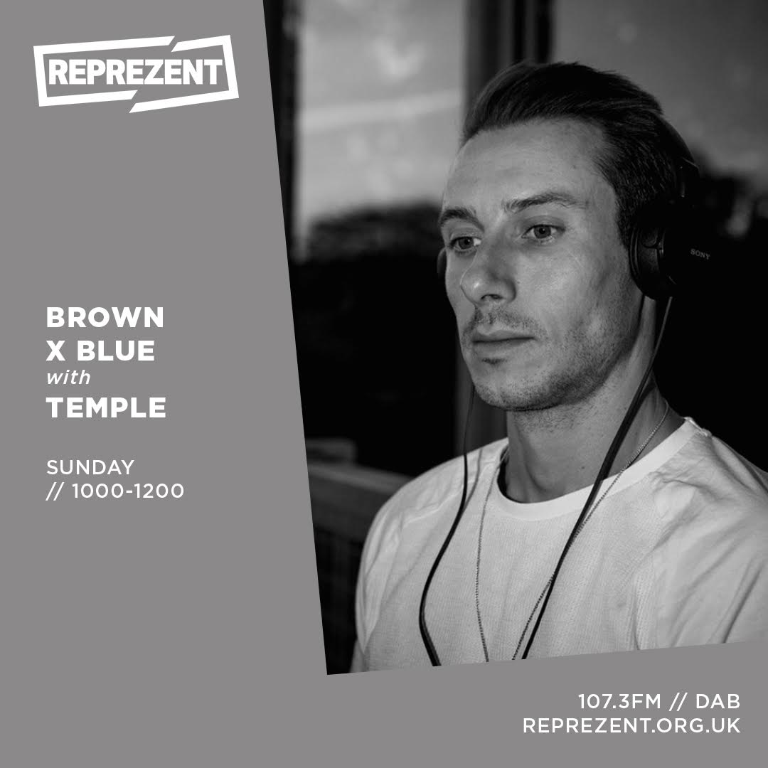 Reprezent Radio – Fingerdrumming set with Blue Canariñho and Melle Brown