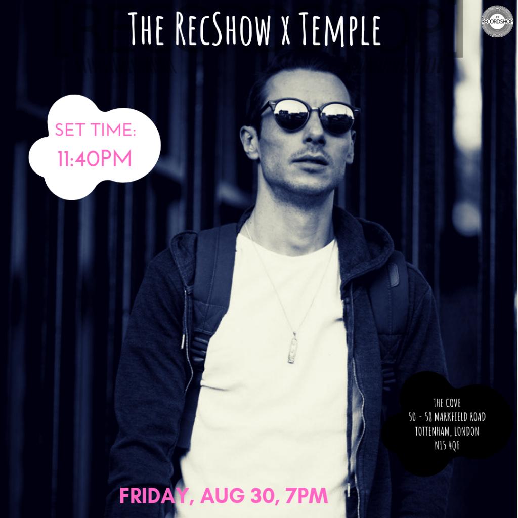 The Rec Show x Temple